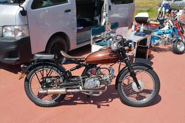 画像: おやじのバイク屋リトルブースのsolo。ドしぶい。