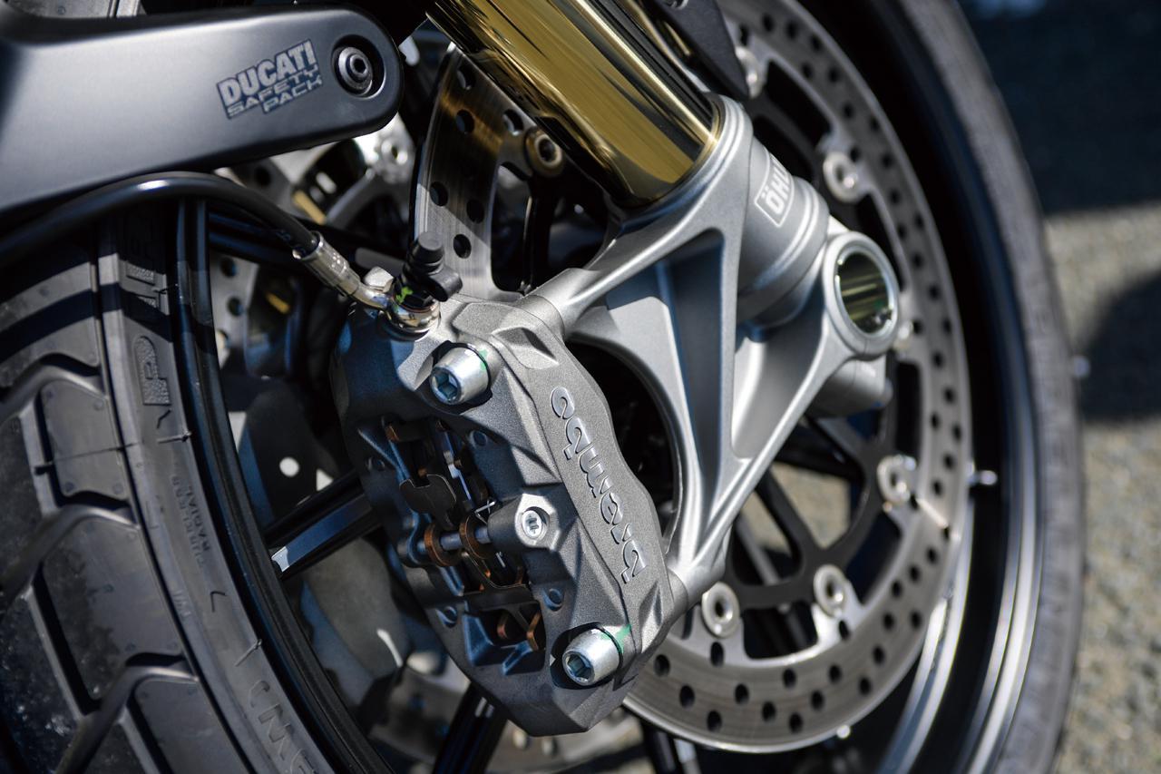 Images : 12番目の画像 - 【写真18枚】ドゥカティ「スクランブラー1100 スポーツPRO」 - webオートバイ