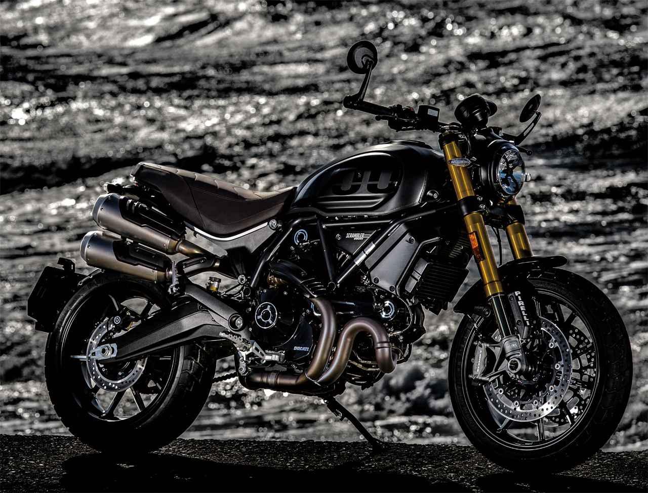 Images : 2番目の画像 - 【写真18枚】ドゥカティ「スクランブラー1100 スポーツPRO」 - webオートバイ