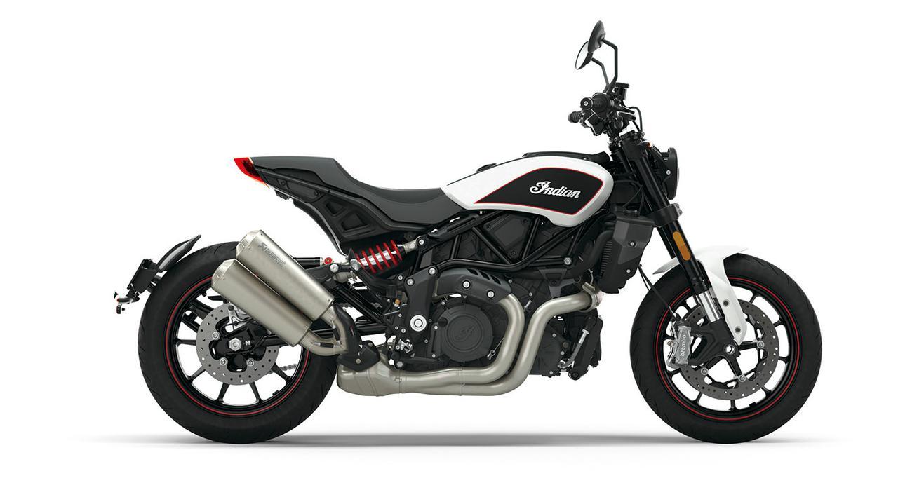 Images : 4番目の画像 - 【写真8枚】インディアン「FTR」シリーズ 2022年モデル - webオートバイ