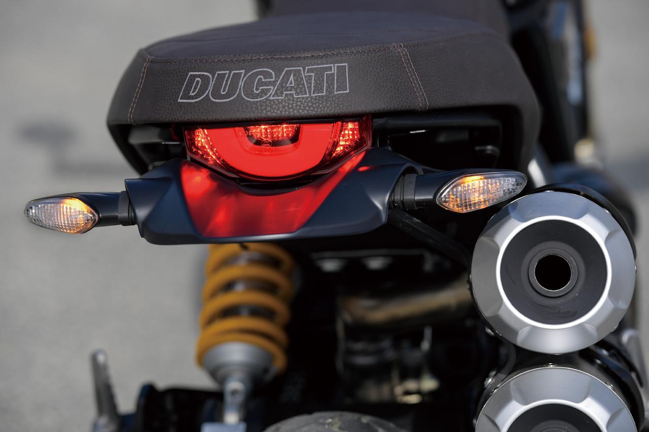 Images : 18番目の画像 - 【写真18枚】ドゥカティ「スクランブラー1100 スポーツPRO」 - webオートバイ