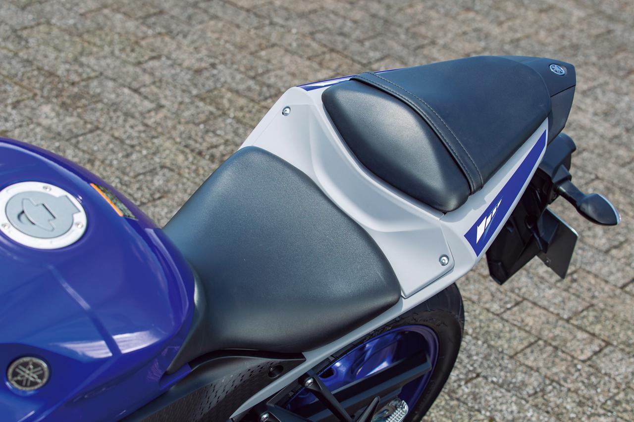 Images : 13番目の画像 - 【写真14枚】ヤマハ「YZF-R25 ABS」2021年モデル - webオートバイ