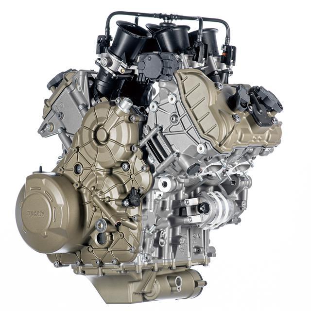 画像: ドゥカティ「ムルティストラーダ V4 S」エンジン解説