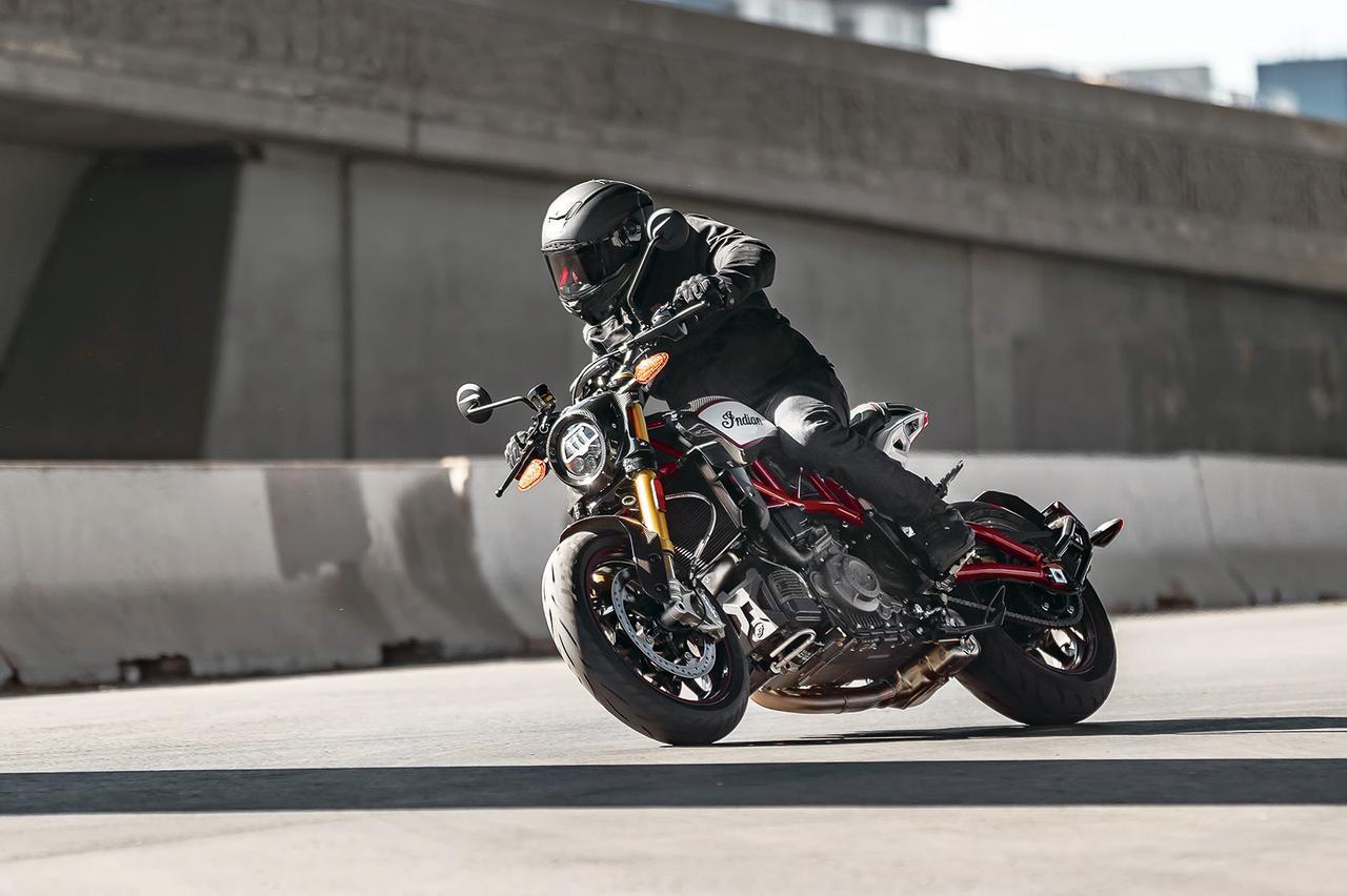 Images : 6番目の画像 - 【写真8枚】インディアン「FTR」シリーズ 2022年モデル - webオートバイ
