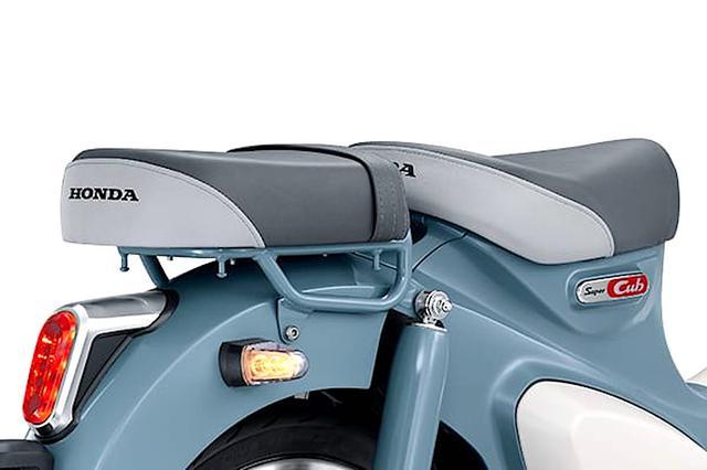 画像3: ホンダ新型「スーパーカブC125」(タイ仕様)の特徴