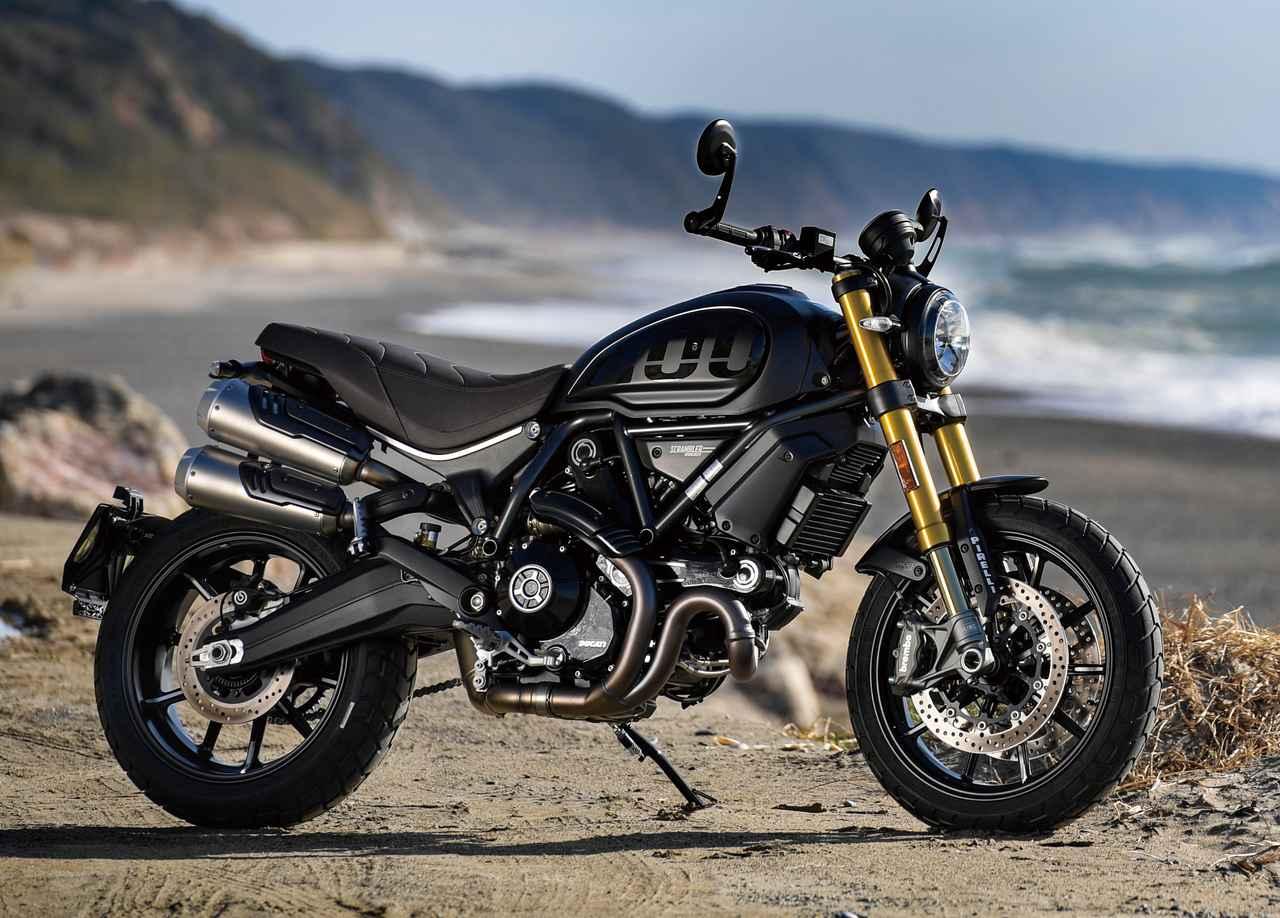 Images : 3番目の画像 - 【写真18枚】ドゥカティ「スクランブラー1100 スポーツPRO」 - webオートバイ