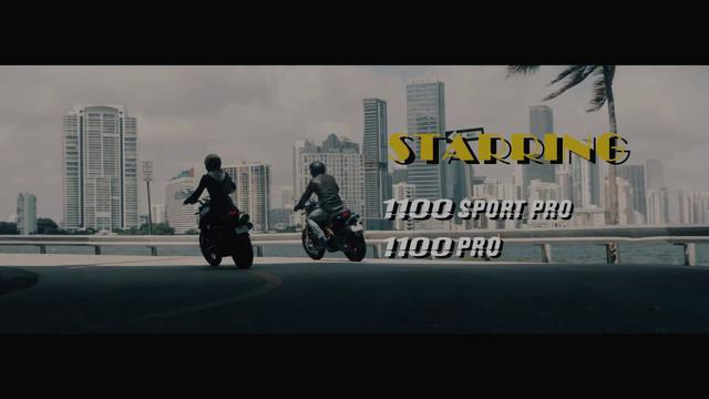 画像: 【動画】DUCATI Scrambler 1100 Pro & 1100 Sport Pro www.youtube.com