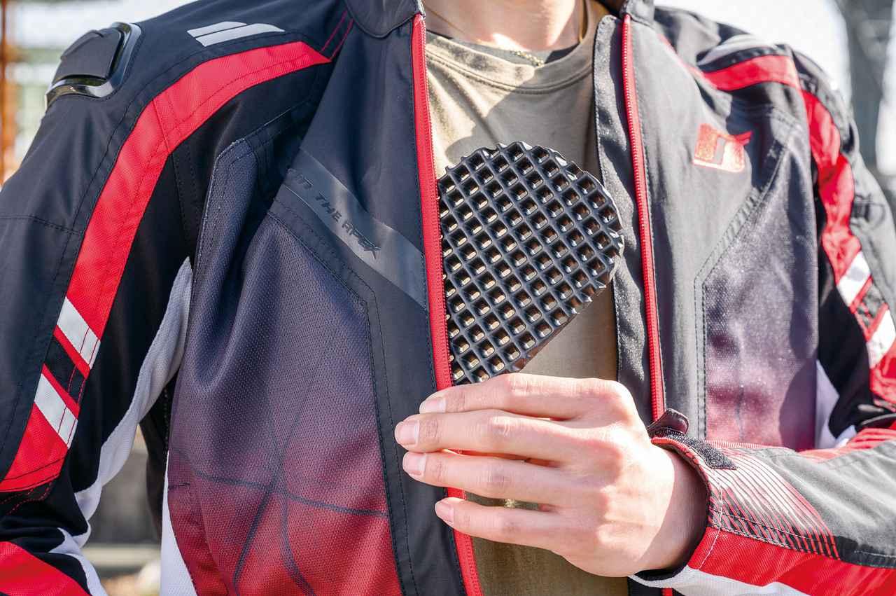 Images : 5番目の画像 - 「フラッグシップの新作ウェアをチェック!「シュネールジャケット」【2021年夏ジャケット図鑑】」のアルバム - webオートバイ