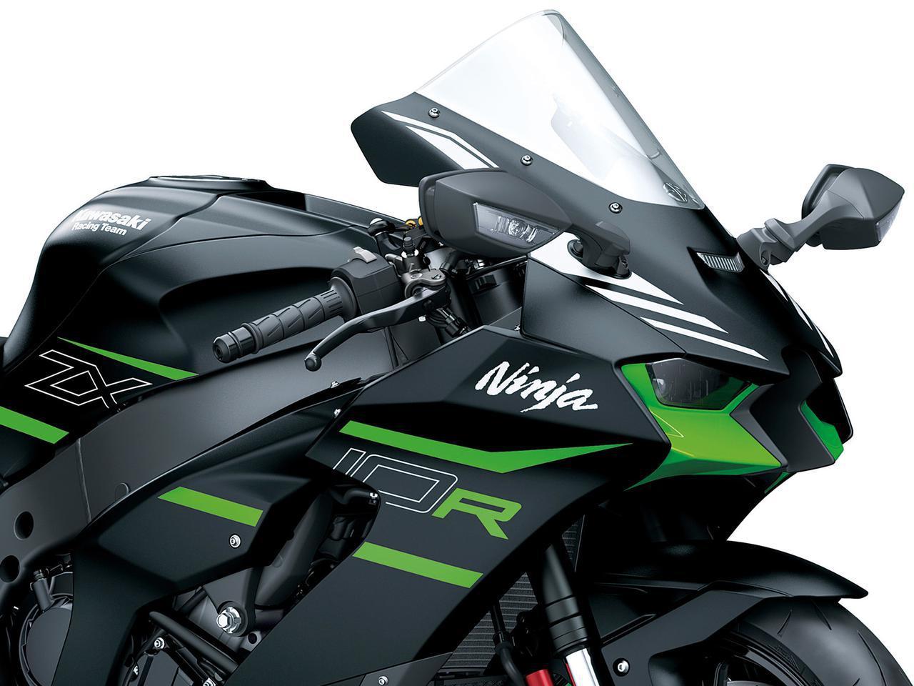 画像: カワサキ新型「Ninja ZX-10R」が従来型から進化したポイントを解説! - webオートバイ