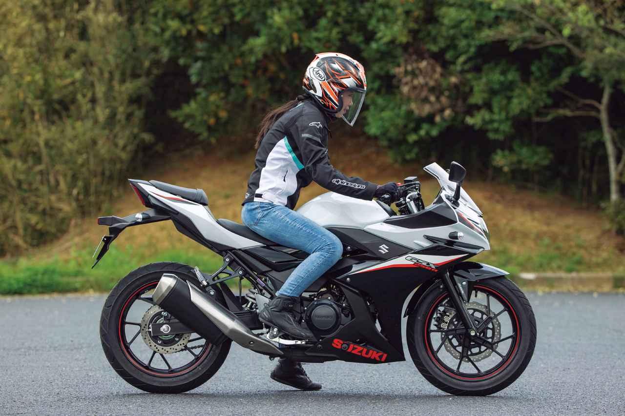 Images : 4番目の画像 - 【写真14枚】スズキ「GSX250R/ABS」2021年モデル - webオートバイ