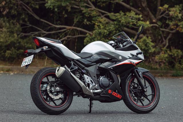 画像1: スズキ「GSX250R ABS」インプレ(2021年)扱いやすさ抜群! 街乗りもツーリングも楽しめるフルカウル250ccスポーツ