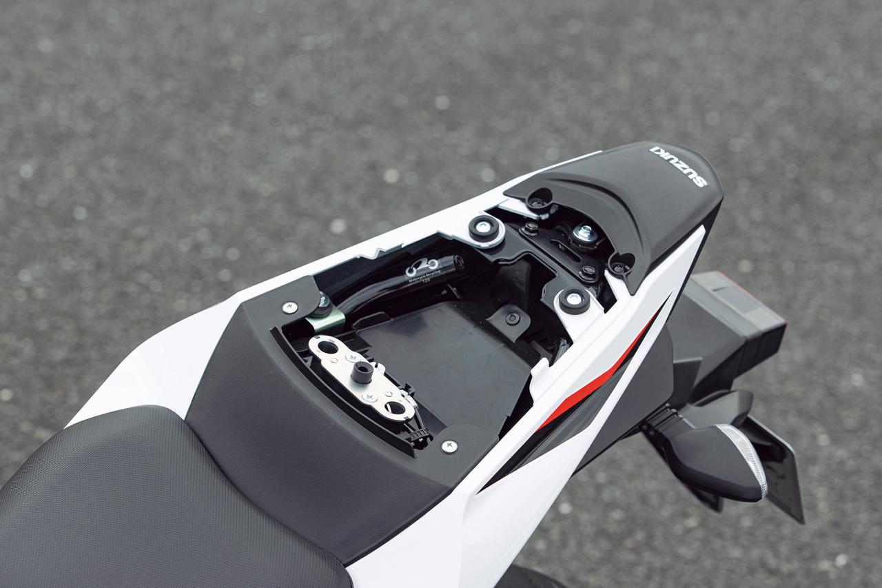 Images : 13番目の画像 - 【写真14枚】スズキ「GSX250R/ABS」2021年モデル - webオートバイ
