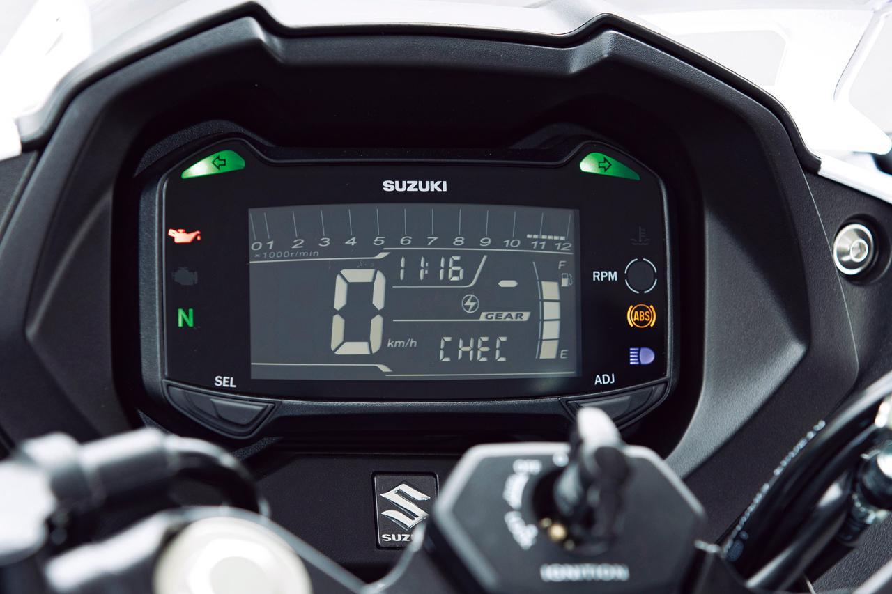 Images : 8番目の画像 - 【写真14枚】スズキ「GSX250R/ABS」2021年モデル - webオートバイ