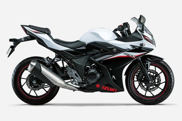 画像10: スズキ「GSX250R ABS」インプレ(2021年)扱いやすさ抜群! 街乗りもツーリングも楽しめるフルカウル250ccスポーツ