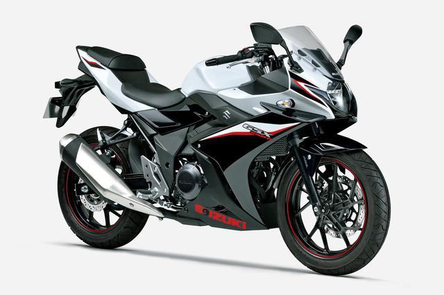 画像9: スズキ「GSX250R ABS」インプレ(2021年)扱いやすさ抜群! 街乗りもツーリングも楽しめるフルカウル250ccスポーツ