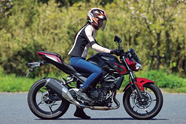 画像12: カワサキ「Z250」インプレ(2021年)街乗りから高速道路・ワインディングまで徹底テスト、250ccZの走り心地をレビュー