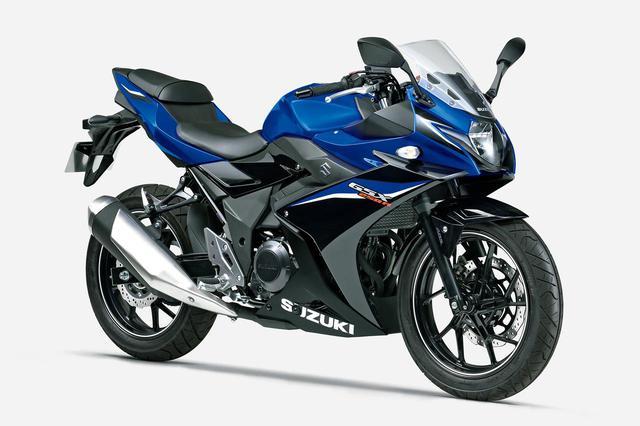画像7: スズキ「GSX250R ABS」インプレ(2021年)扱いやすさ抜群! 街乗りもツーリングも楽しめるフルカウル250ccスポーツ