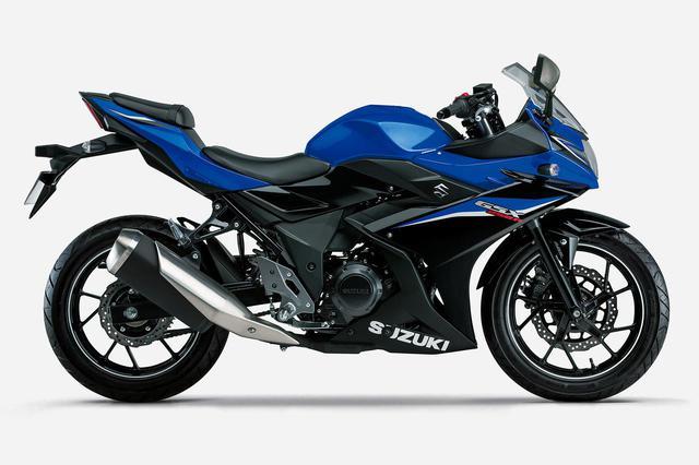 画像8: スズキ「GSX250R ABS」インプレ(2021年)扱いやすさ抜群! 街乗りもツーリングも楽しめるフルカウル250ccスポーツ