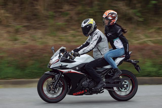 画像20: スズキ「GSX250R ABS」インプレ(2021年)扱いやすさ抜群! 街乗りもツーリングも楽しめるフルカウル250ccスポーツ