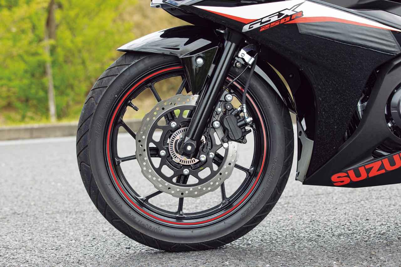 Images : 10番目の画像 - 【写真14枚】スズキ「GSX250R/ABS」2021年モデル - webオートバイ