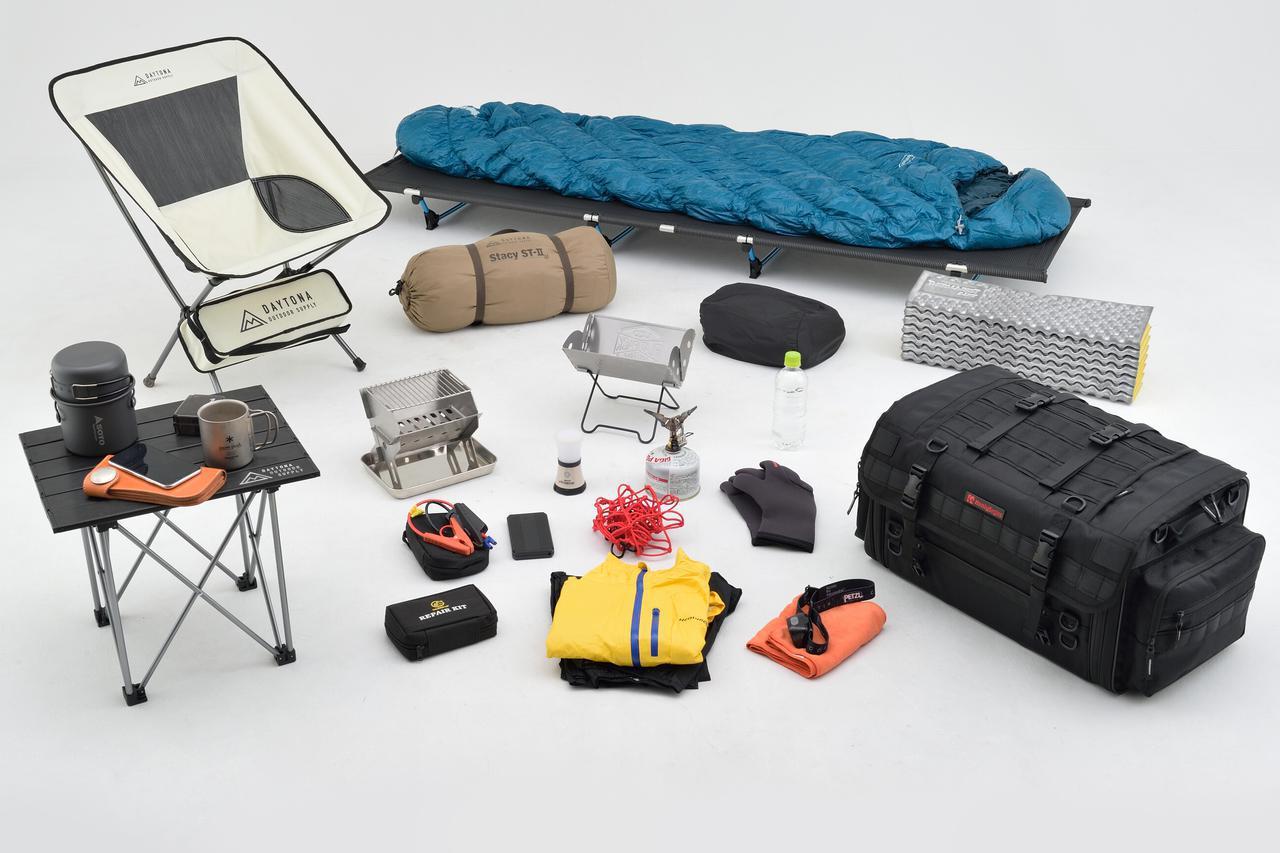 画像11: 【傑作ツーリングバッグ】ヘンリービギンズ「PRO」シリーズを徹底解説! 令和に生まれたシートバッグの新たな王道モデル