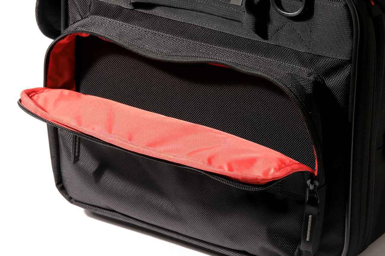 画像17: 【傑作ツーリングバッグ】ヘンリービギンズ「PRO」シリーズを徹底解説! 令和に生まれたシートバッグの新たな王道モデル
