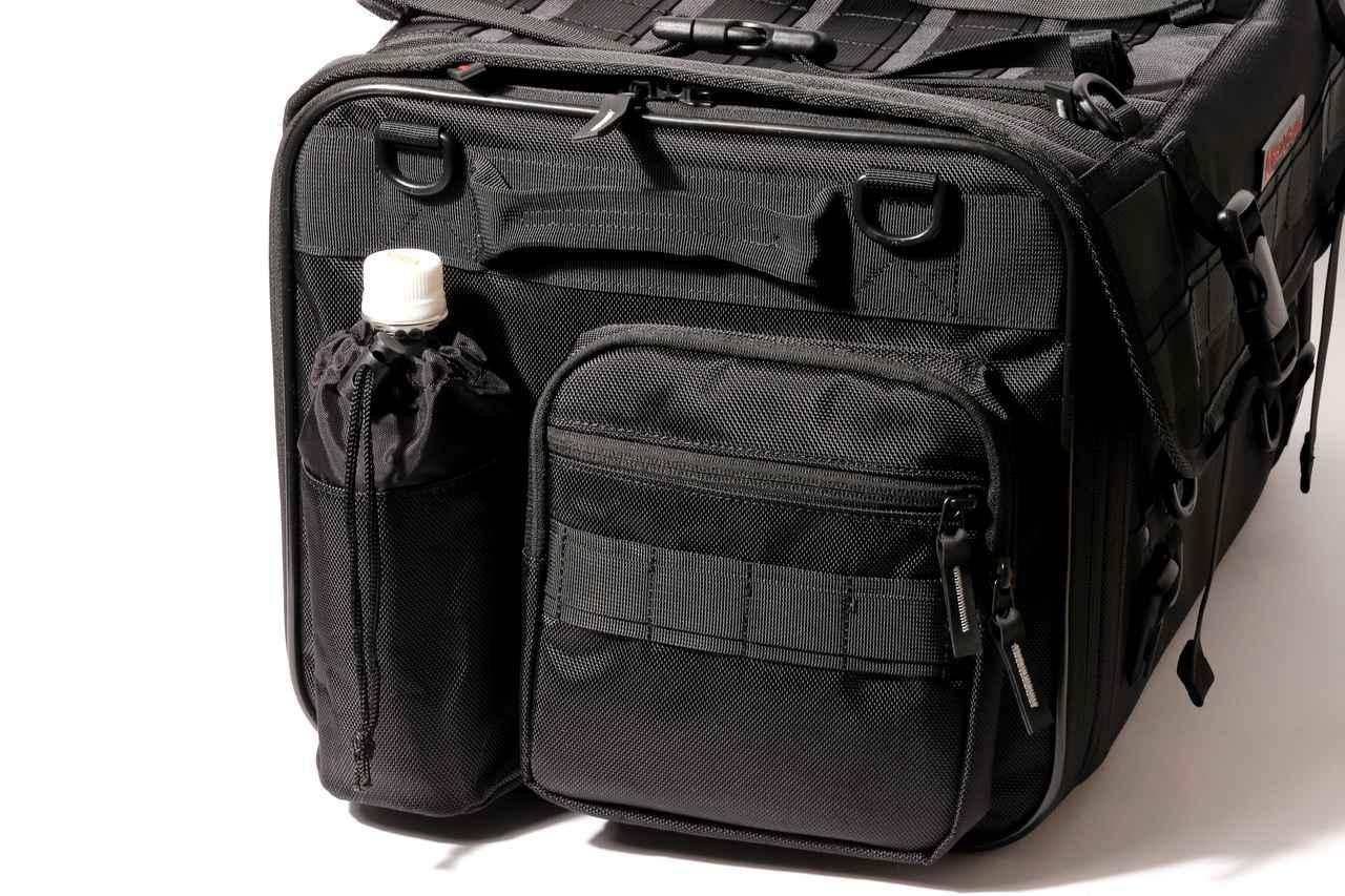 画像20: 【傑作ツーリングバッグ】ヘンリービギンズ「PRO」シリーズを徹底解説! 令和に生まれたシートバッグの新たな王道モデル