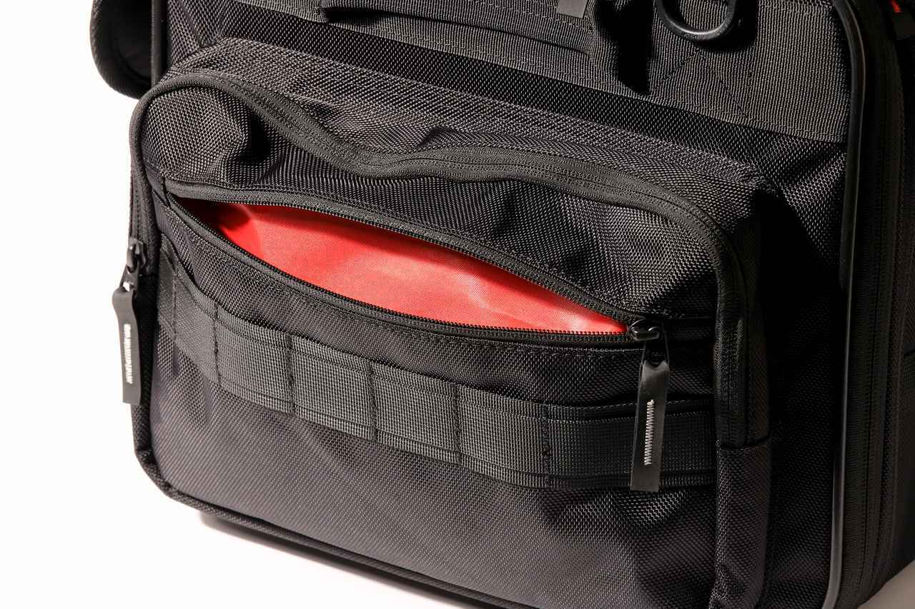 画像18: 【傑作ツーリングバッグ】ヘンリービギンズ「PRO」シリーズを徹底解説! 令和に生まれたシートバッグの新たな王道モデル