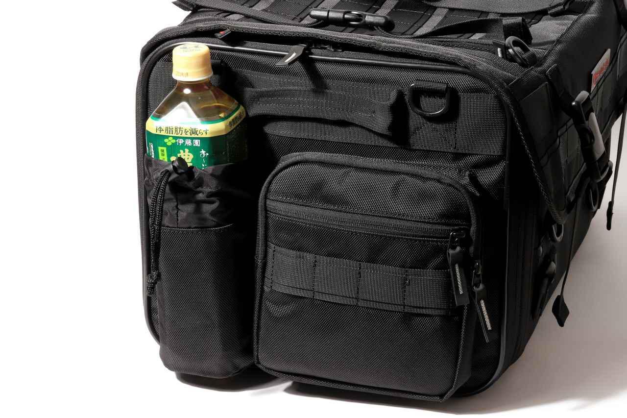 画像21: 【傑作ツーリングバッグ】ヘンリービギンズ「PRO」シリーズを徹底解説! 令和に生まれたシートバッグの新たな王道モデル