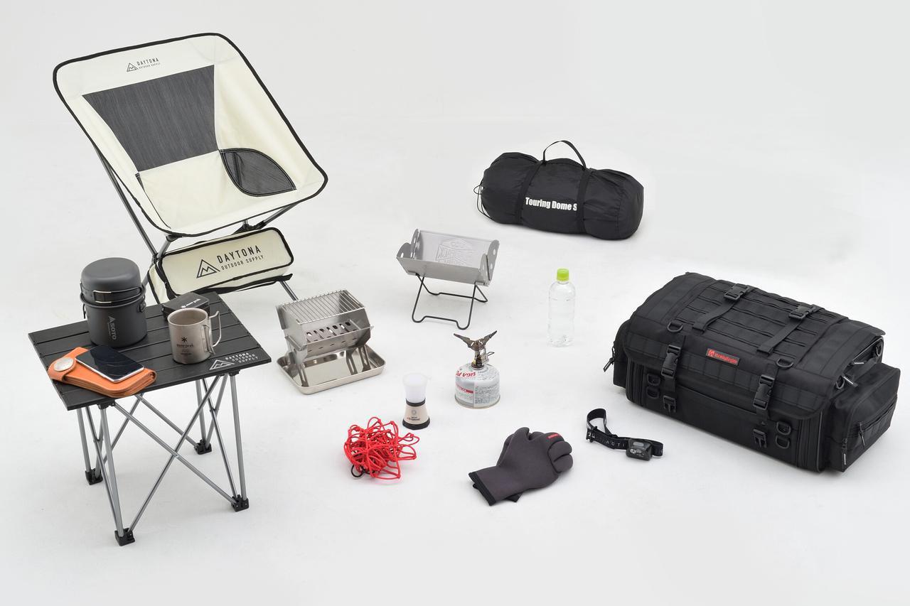 画像5: 【傑作ツーリングバッグ】ヘンリービギンズ「PRO」シリーズを徹底解説! 令和に生まれたシートバッグの新たな王道モデル