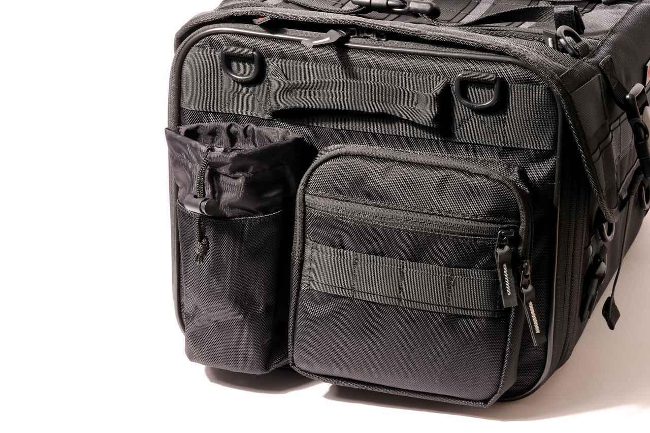 画像19: 【傑作ツーリングバッグ】ヘンリービギンズ「PRO」シリーズを徹底解説! 令和に生まれたシートバッグの新たな王道モデル