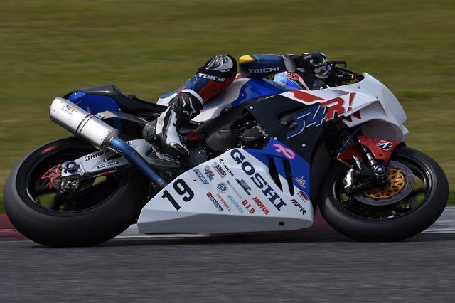 画像: GOSHI Racing
