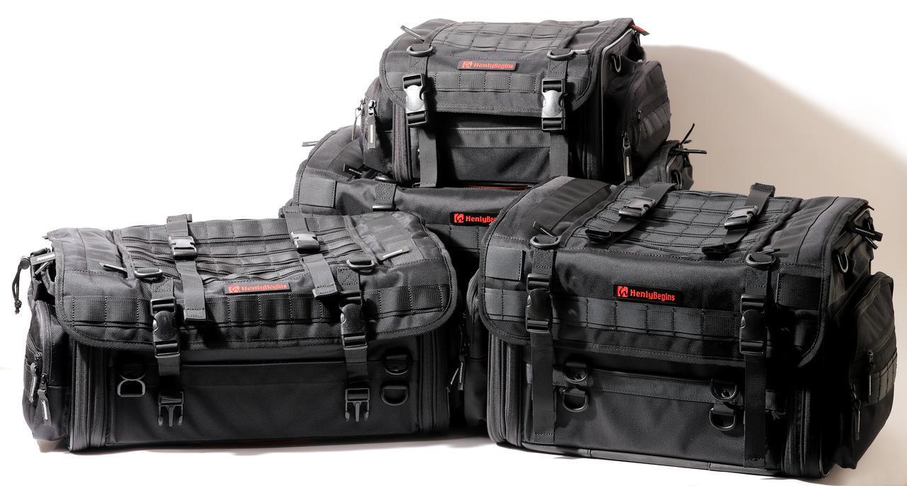 画像: HenlyBegins SEAT BAG PRO series