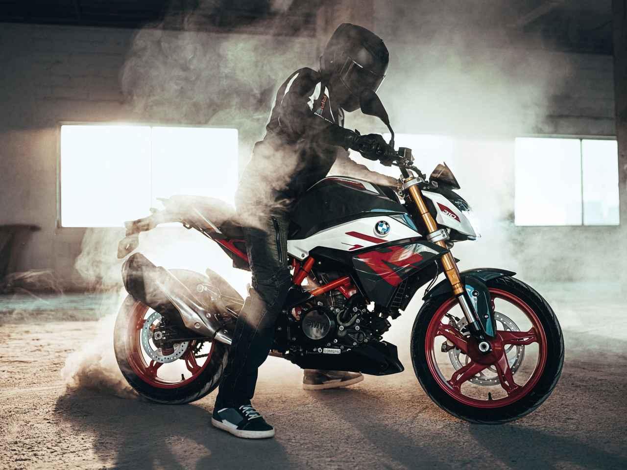 Images : 21番目の画像 - 【写真23枚】BMW新型「G310R」 - webオートバイ