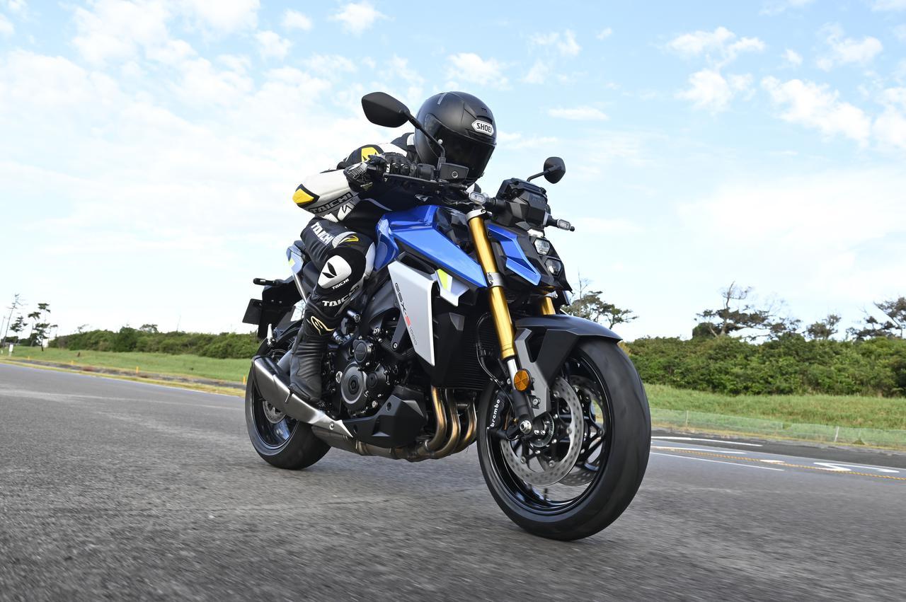 Images : 14番目の画像 - 【写真18枚】新型GSX-S1000の写真をもっと見る! - webオートバイ