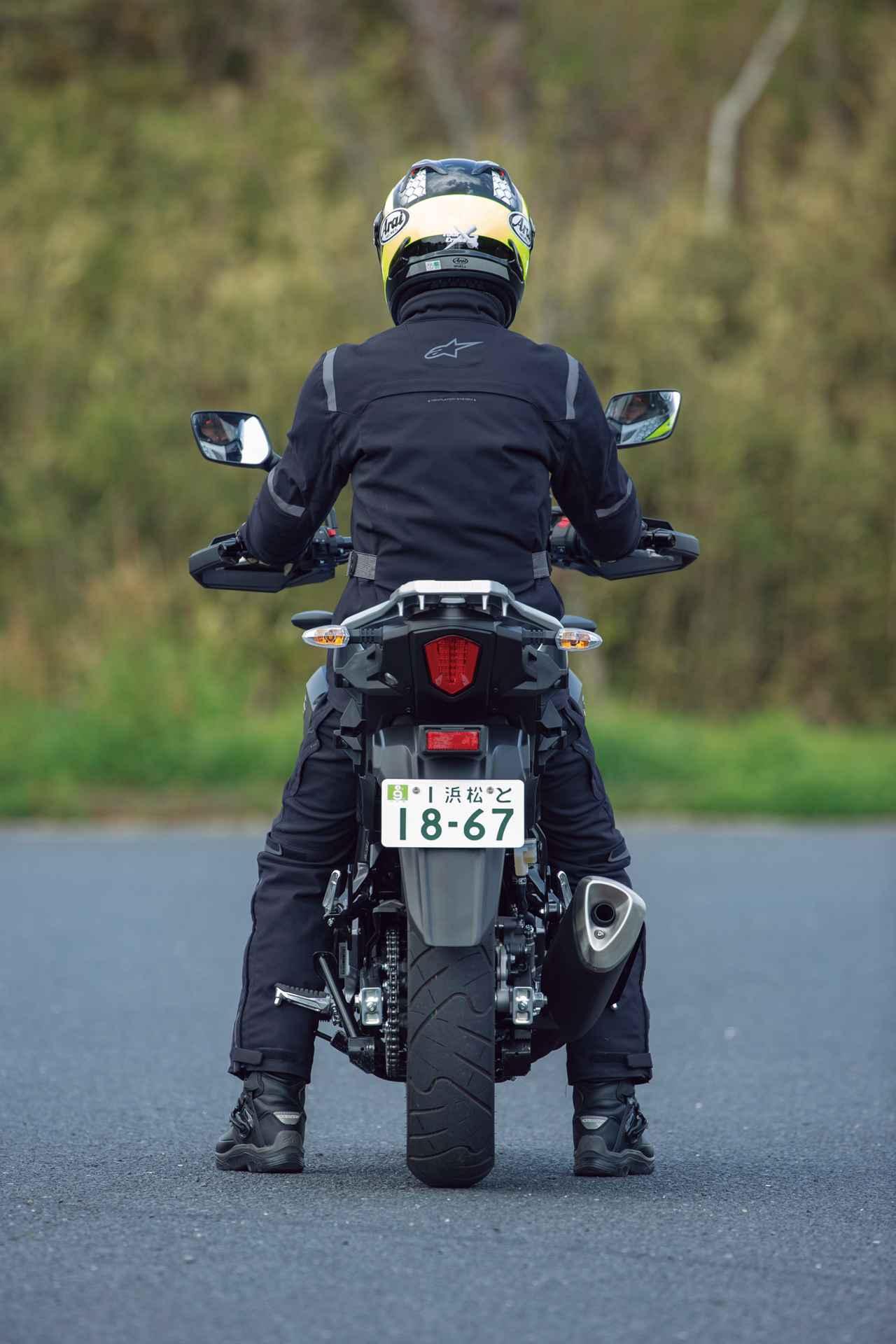 Images : 6番目の画像 - 【写真14枚】スズキ「Vストローム250 ABS」2021年モデル - webオートバイ