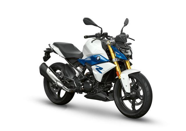 画像2: BMW「G310R」がモデルチェンジ! 新型は2021年6月に日本でも発売予定、カラーバリエーションは3色