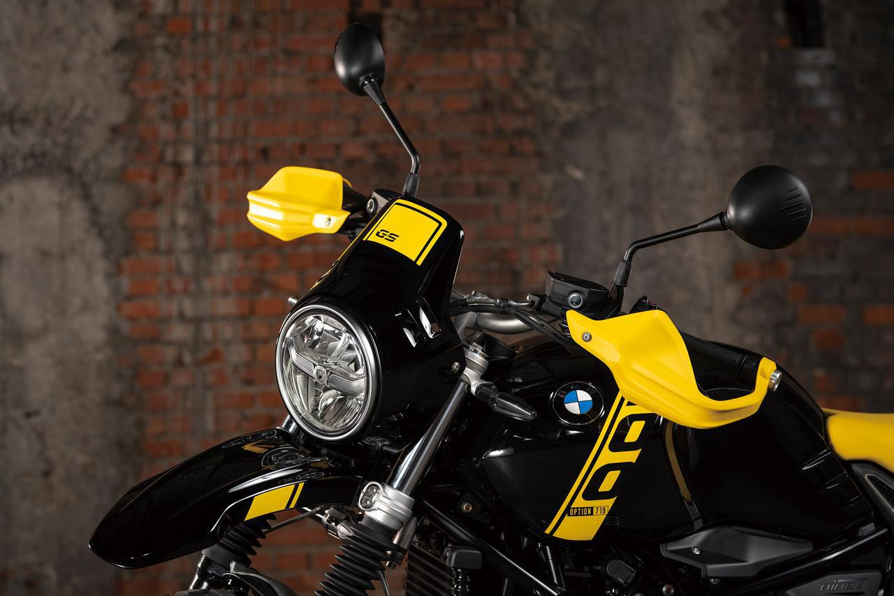 画像: BMW「RnineT アーバンG/S」にもGSシリーズ40周年カラーが登場 - webオートバイ