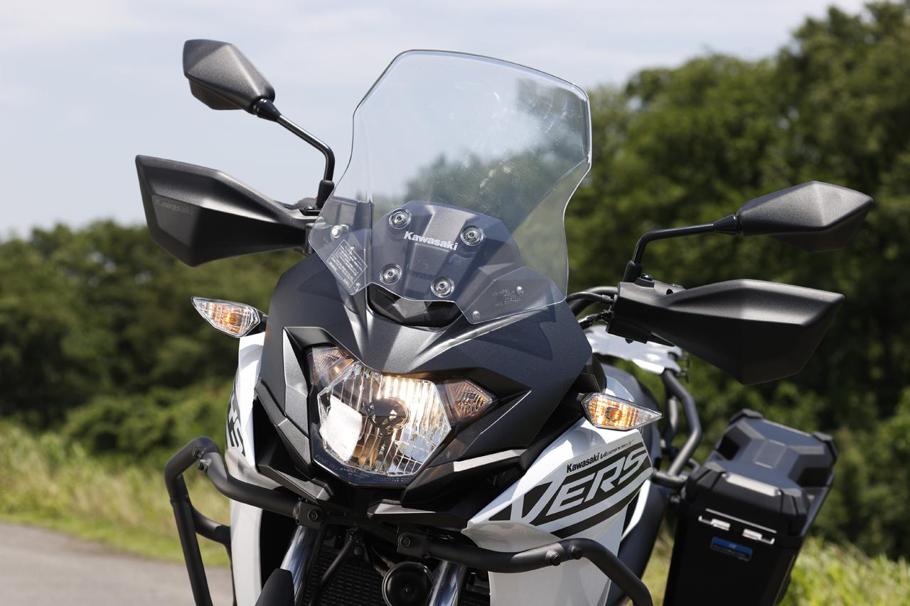 Images : 8番目の画像 - 【写真14枚】カワサキ「ヴェルシスX250ツアラー」 - webオートバイ