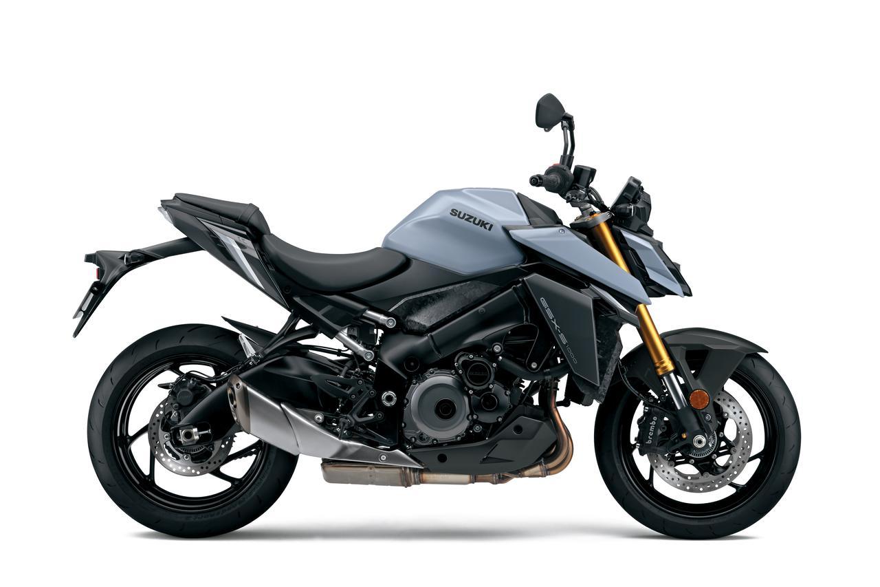 画像10: スズキが新型「GSX-S1000」を正式発表! スタイリングを一新、ウイングも装備した大胆モデルチェンジ【2021速報】