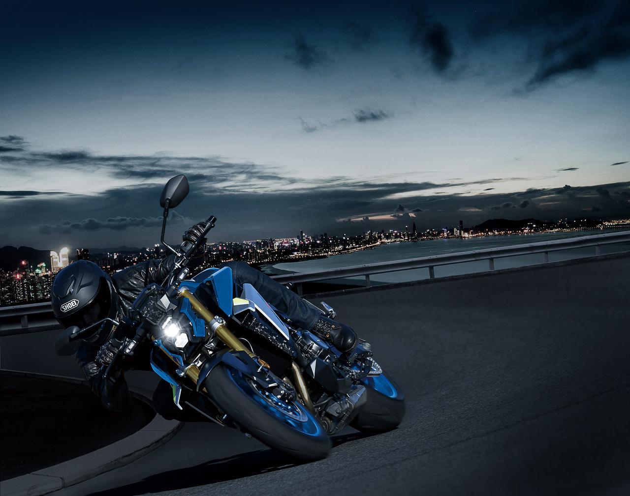 Images : 16番目の画像 - 【写真18枚】新型GSX-S1000の写真をもっと見る! - webオートバイ