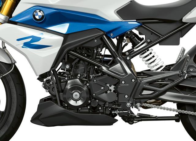 画像1: BMW新型「G310R」の特徴