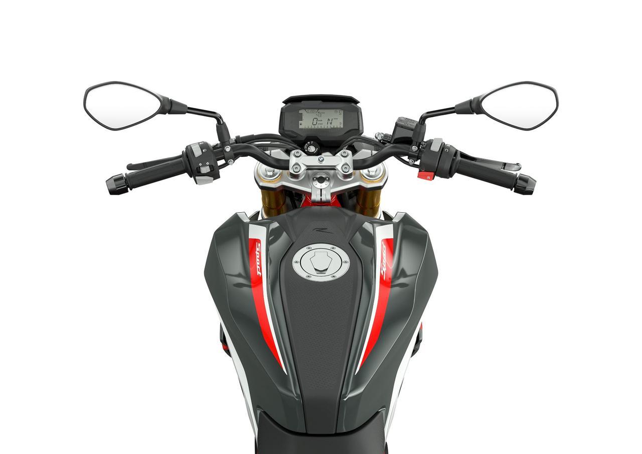 Images : 6番目の画像 - 【写真23枚】BMW新型「G310R」 - webオートバイ