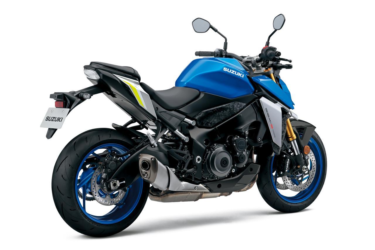 Images : 2番目の画像 - 【写真18枚】新型GSX-S1000の写真をもっと見る! - webオートバイ