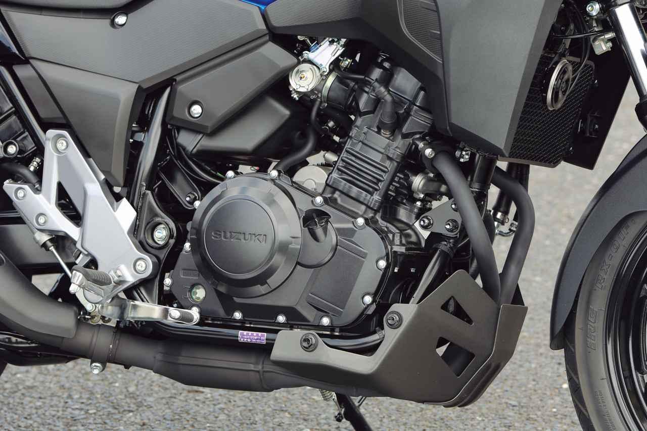 Images : 10番目の画像 - 【写真14枚】スズキ「Vストローム250 ABS」2021年モデル - webオートバイ