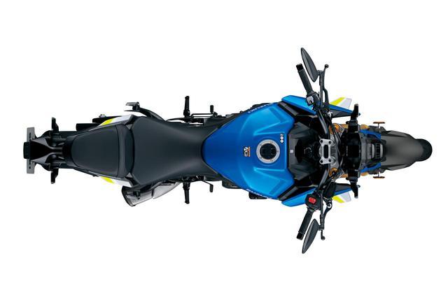 画像4: スズキが新型「GSX-S1000」を正式発表! スタイリングを一新、ウイングも装備した大胆モデルチェンジ【2021速報】