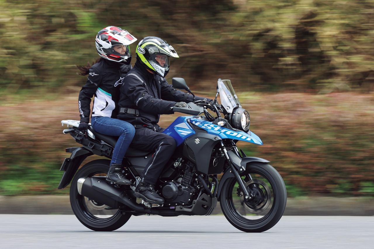 Images : 7番目の画像 - 【写真14枚】スズキ「Vストローム250 ABS」2021年モデル - webオートバイ