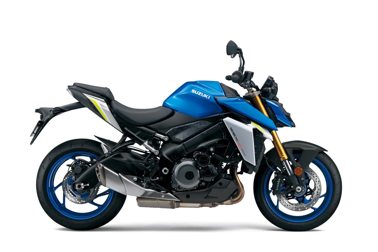 Images : 3番目の画像 - 【写真18枚】新型GSX-S1000の写真をもっと見る! - webオートバイ