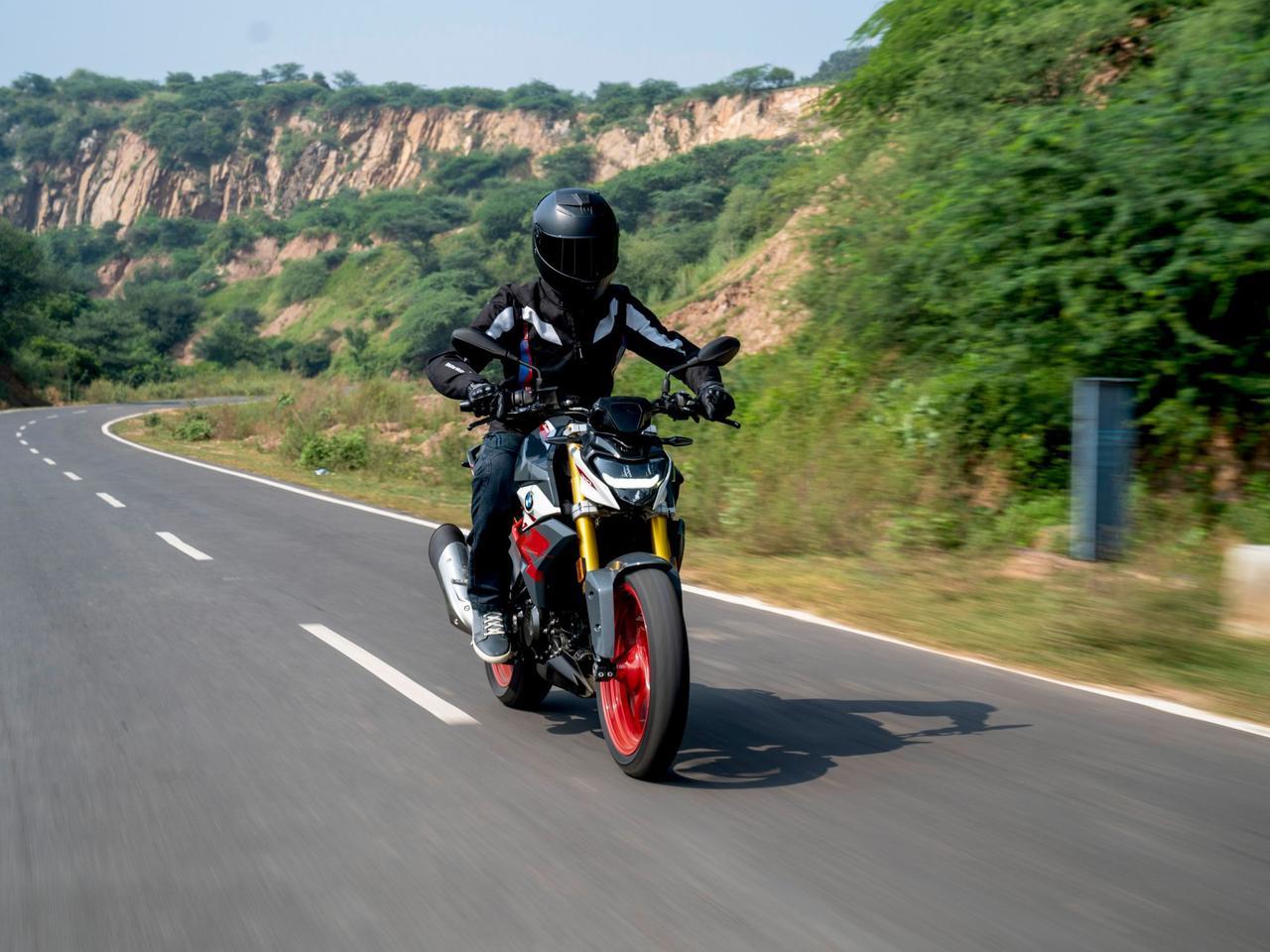 Images : 17番目の画像 - 【写真23枚】BMW新型「G310R」 - webオートバイ