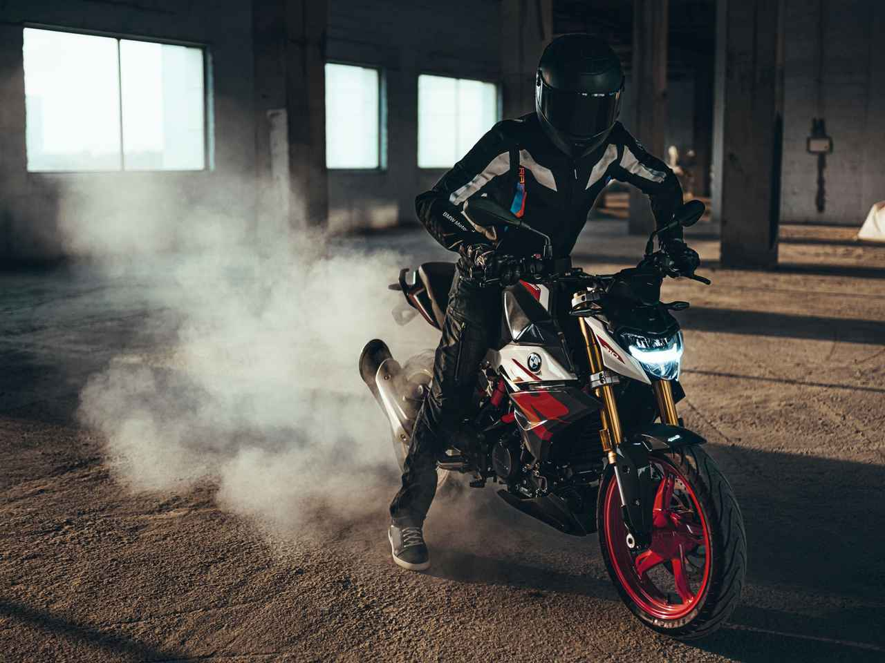 Images : 20番目の画像 - 【写真23枚】BMW新型「G310R」 - webオートバイ